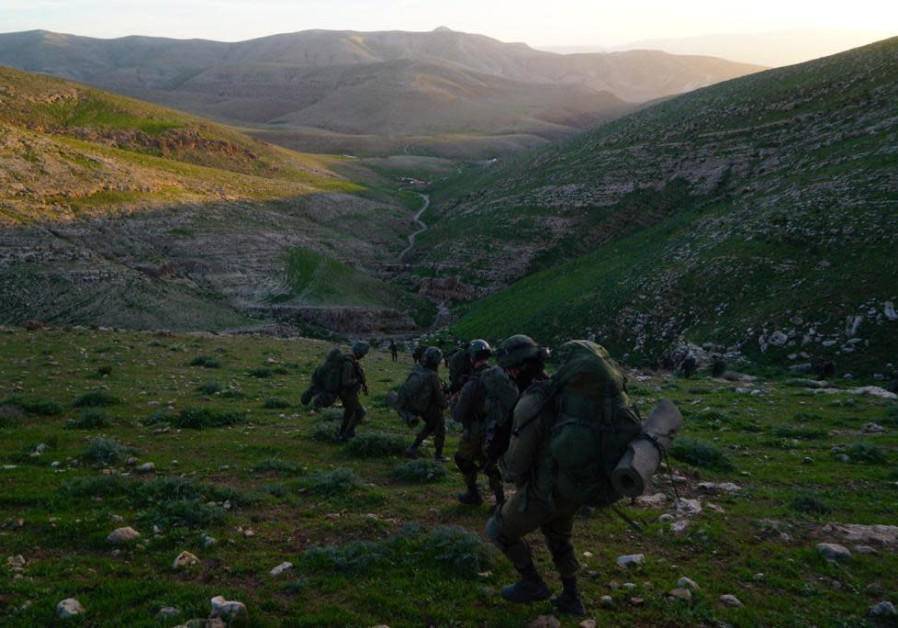Givati recon battalion completes drill simulating war with Hezbollah