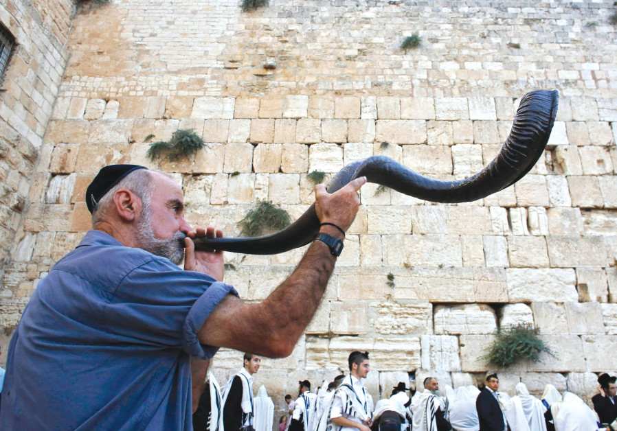 THE SHOFAR, an integral part of Jewish heritage
