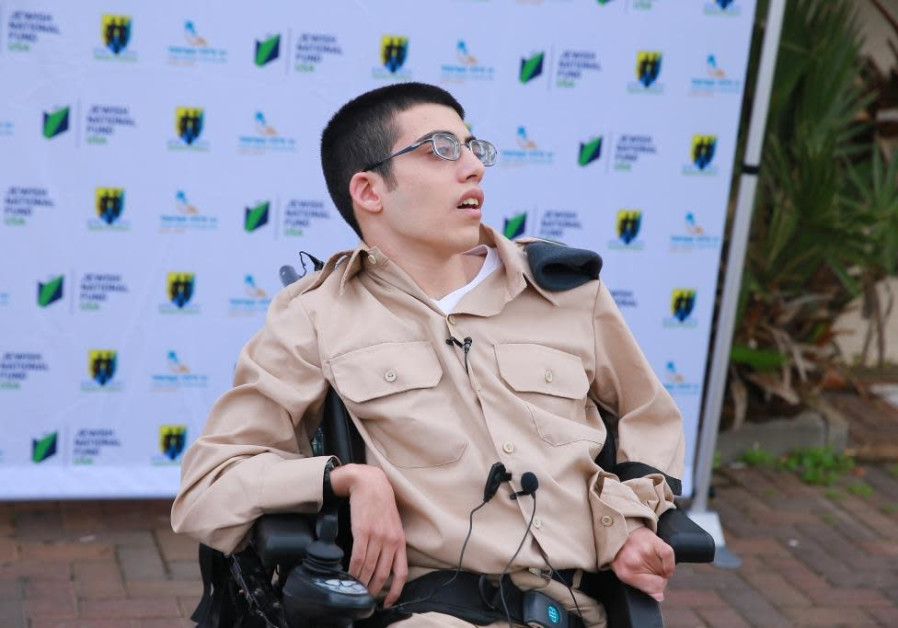 """Our dream was to see Roi become a soldier in the Israeli army just like everybody else,"" said Roi's mother."