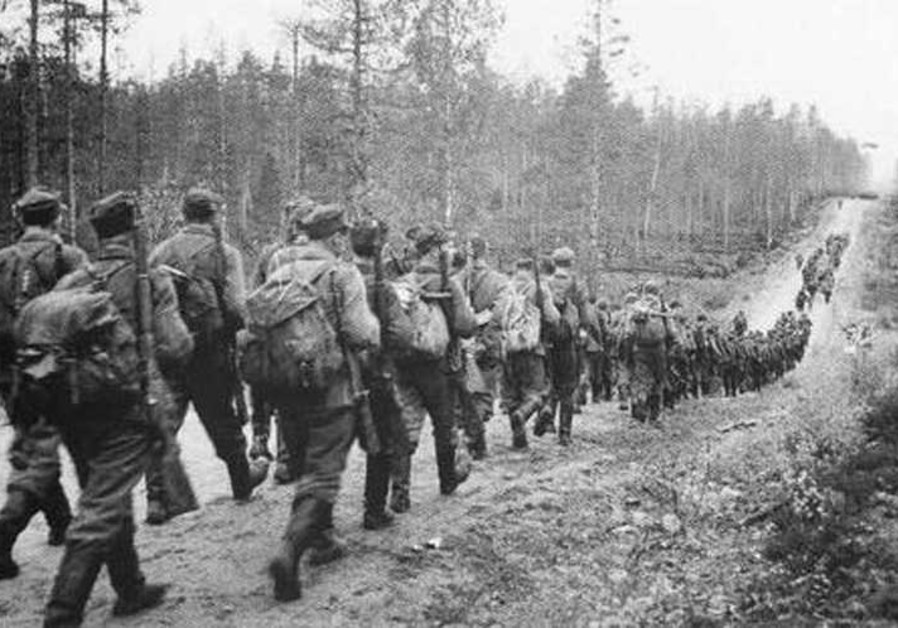 Report confirms Finnish soldiers took part in Jewish massacres