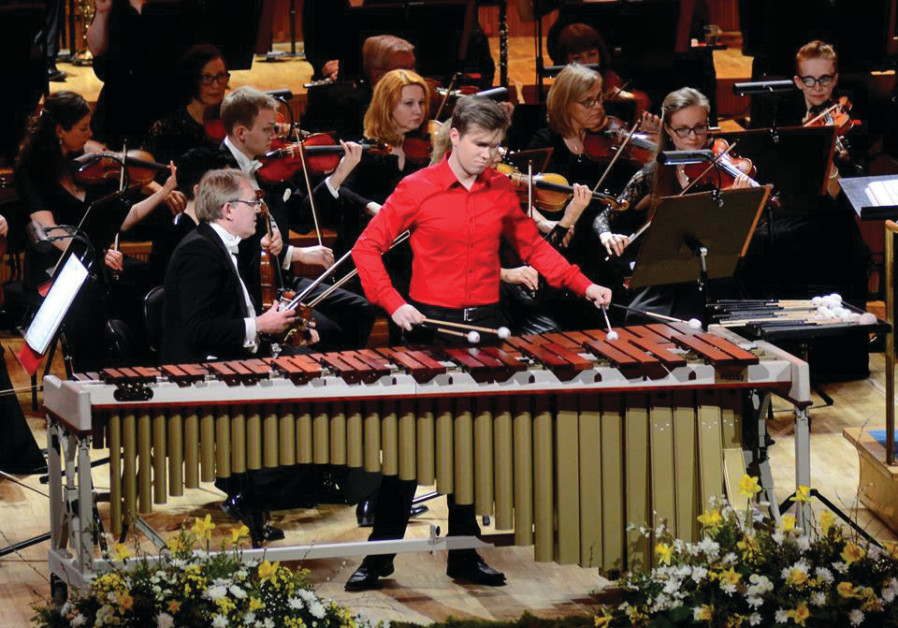 Marimbas from Estonia