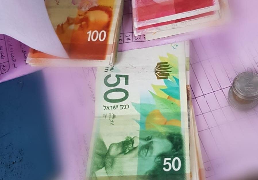 Money for terror.