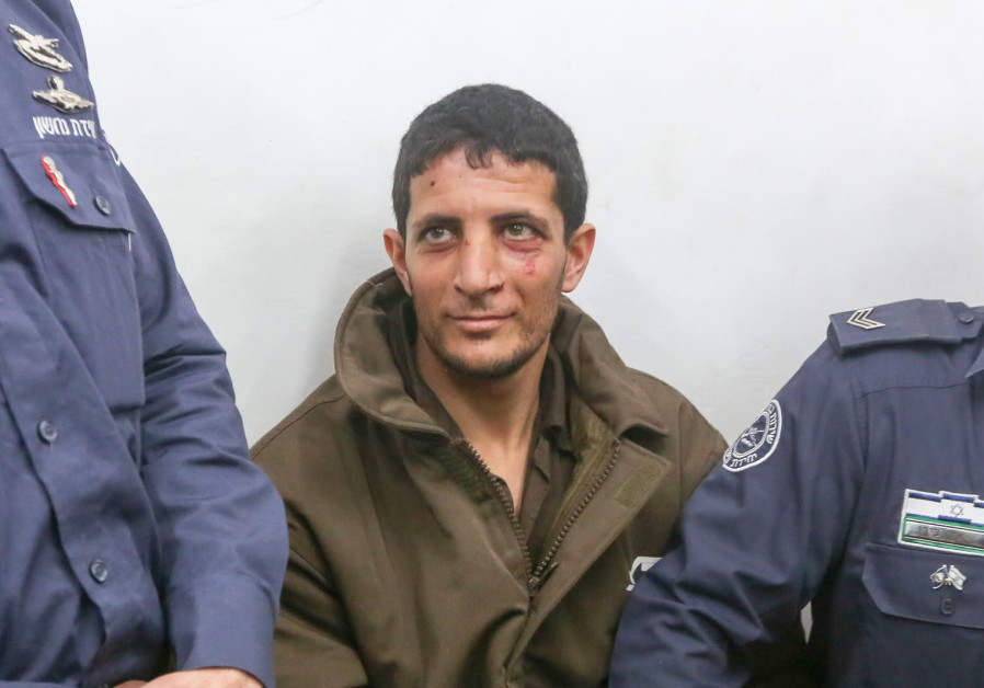 Arafat Irfaiya, Ori Ansbacher's murderer, brought to court