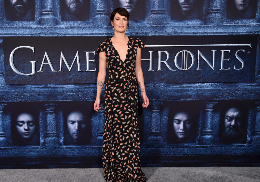 """Cast member Lena Headey attends the premiere for the sixth season of HBO's """"Game of Thrones"""" in Los"""
