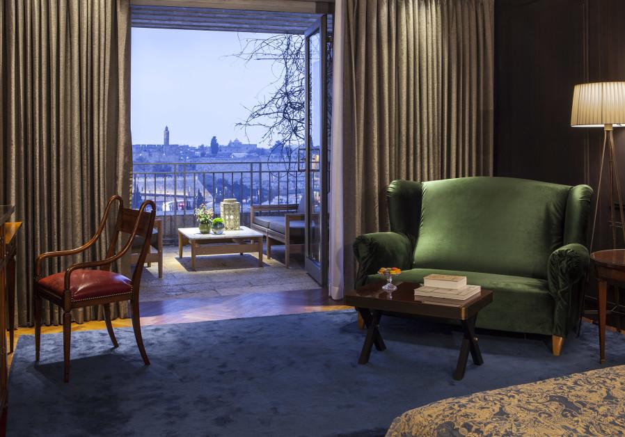 The David Citadel Hotel's Executive Suite (Amit Giron)