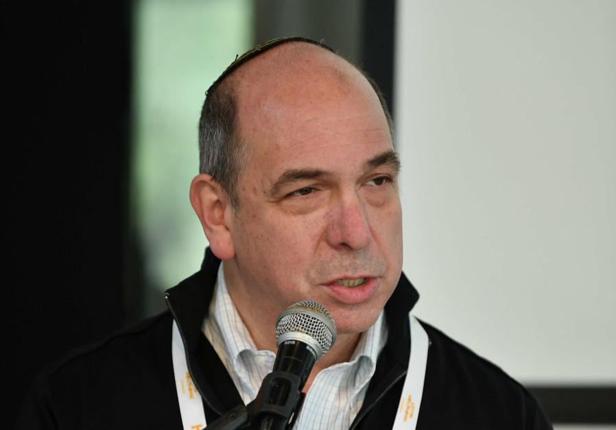 Axis Innovation CEO Ed Frank