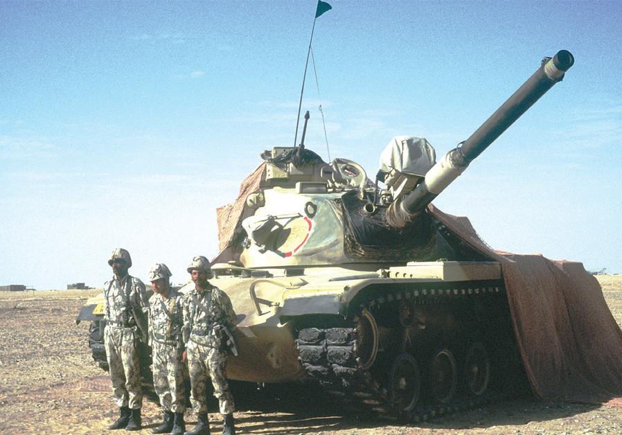 Arab armies under the microscope