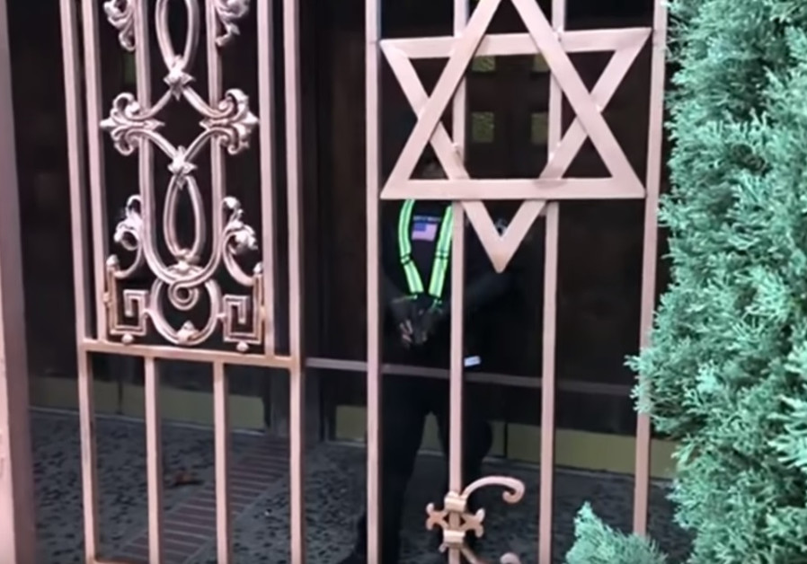 Transgender Youtuber shot while filming LA synagogue and girl's school