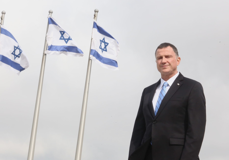 YULI EDELSTEIN: Veteran MK and positive example for Israelis. (Marc Israel Sellem/The Jerusalem Post)