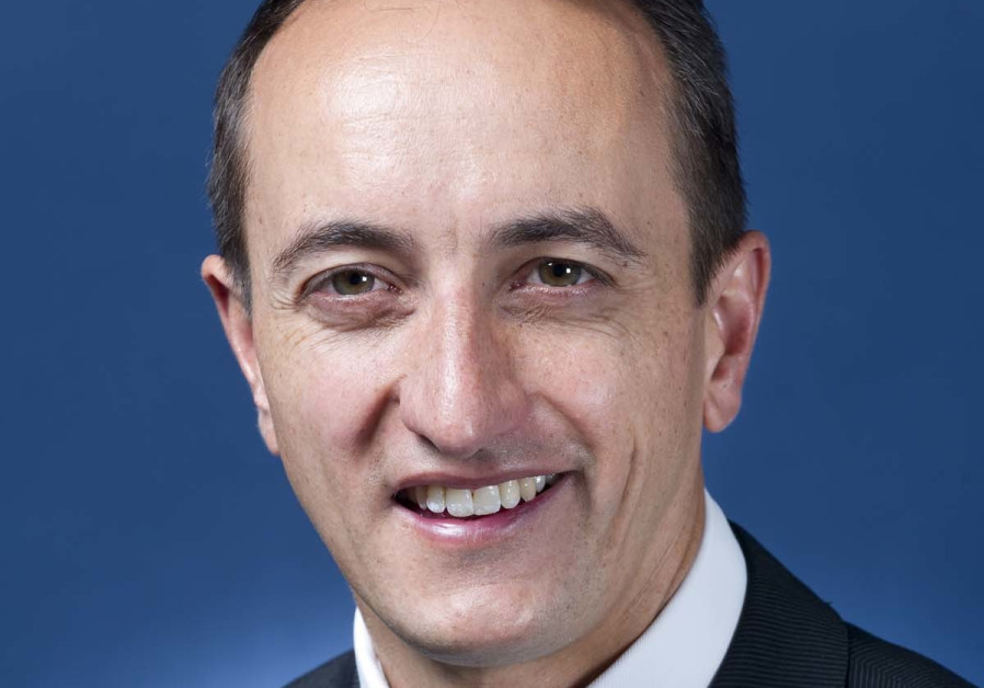Dave Sharma (Department of Foreign Affairs and Trade/Wikimedia Commons)