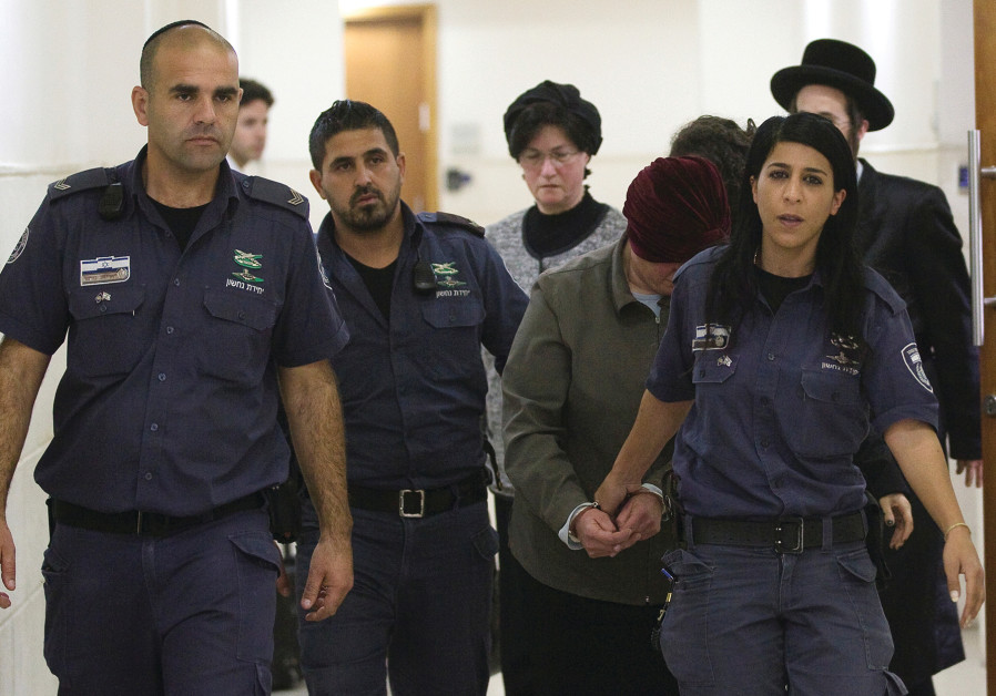 Malka Leifer is brought to court last week