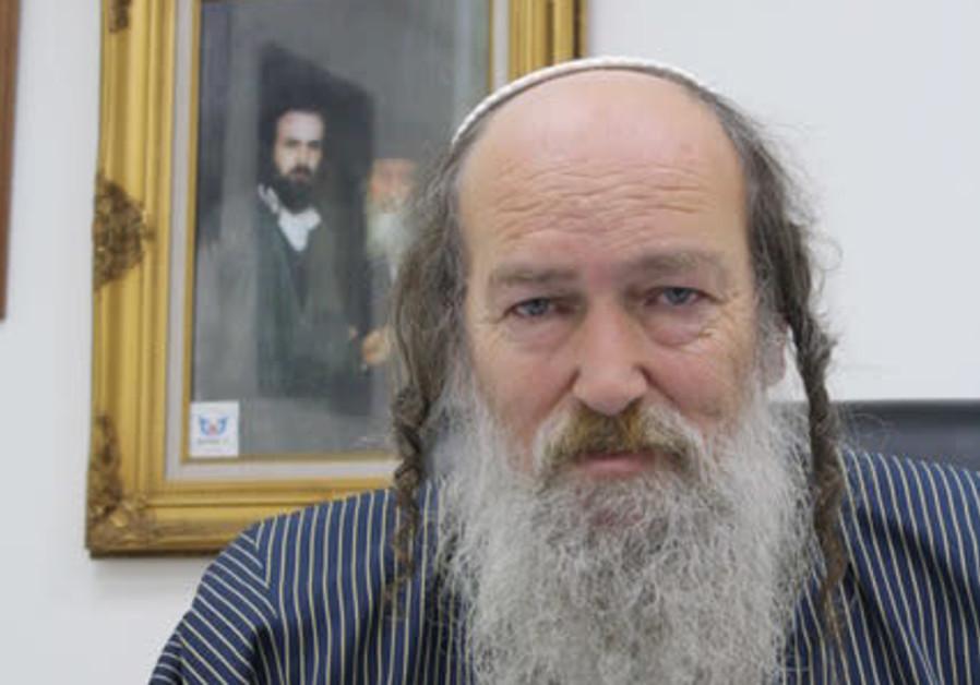 Rabbi Shimon Braun (Jeremy Sharon)