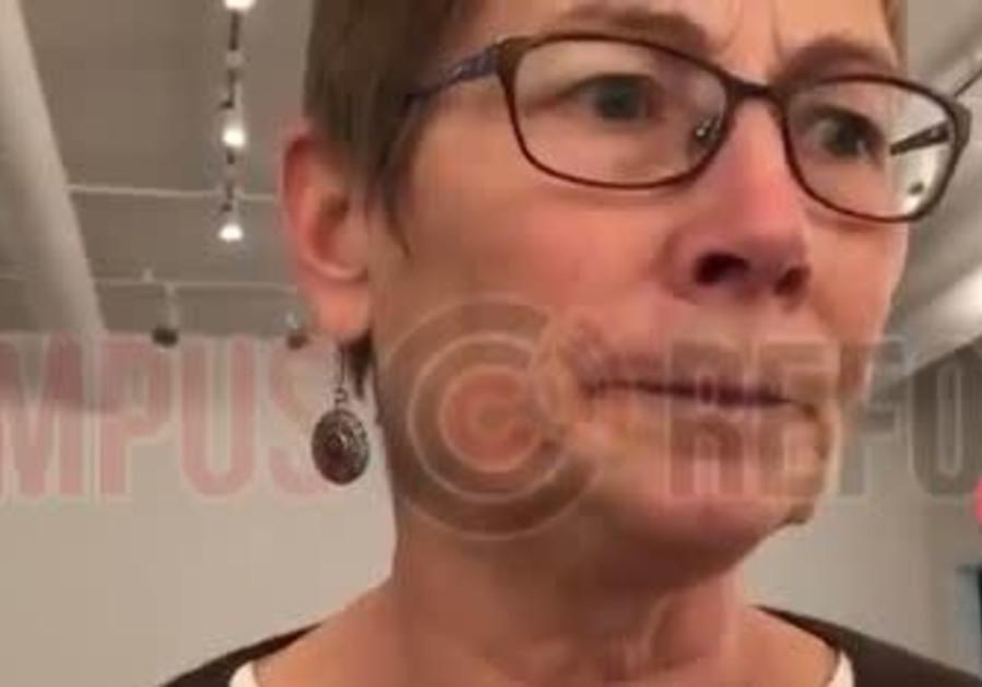 Julia Ganson says Hamas does good work.