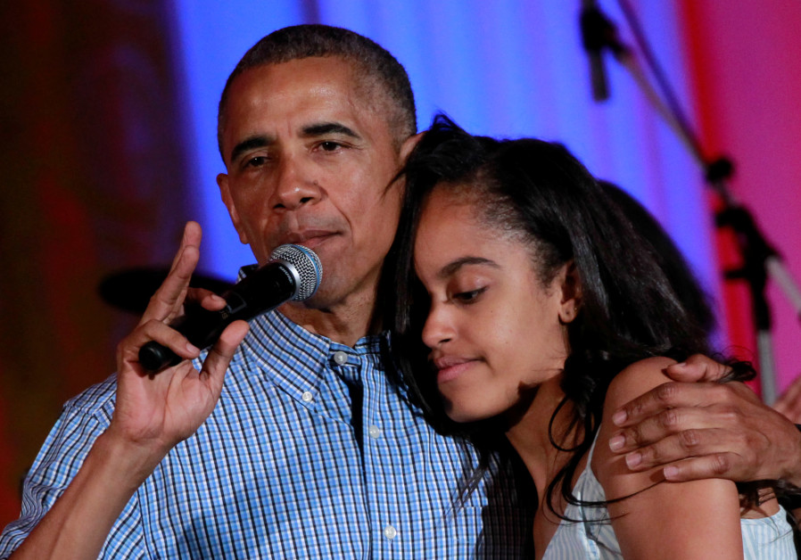 Malia Obama kept secret Facebook account, called Trump 'evil' - report