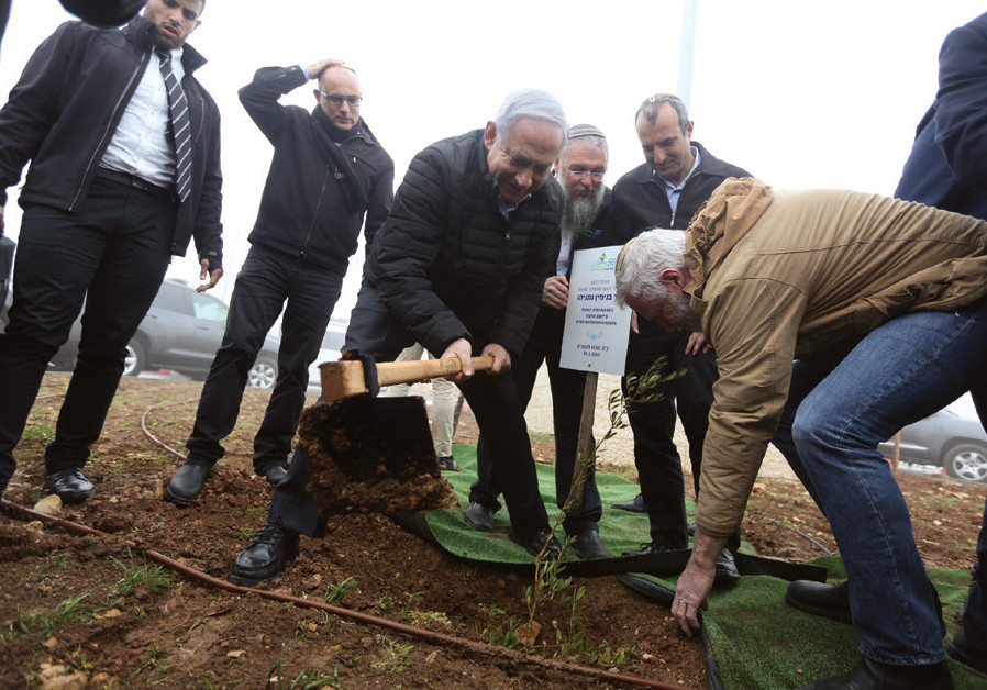 On election eve, Netanyahu advances plans for 4,615 new settler homes