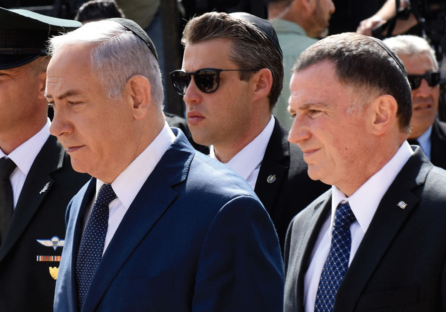 Yuli Edelstein, Likud's No. 2, speaks out