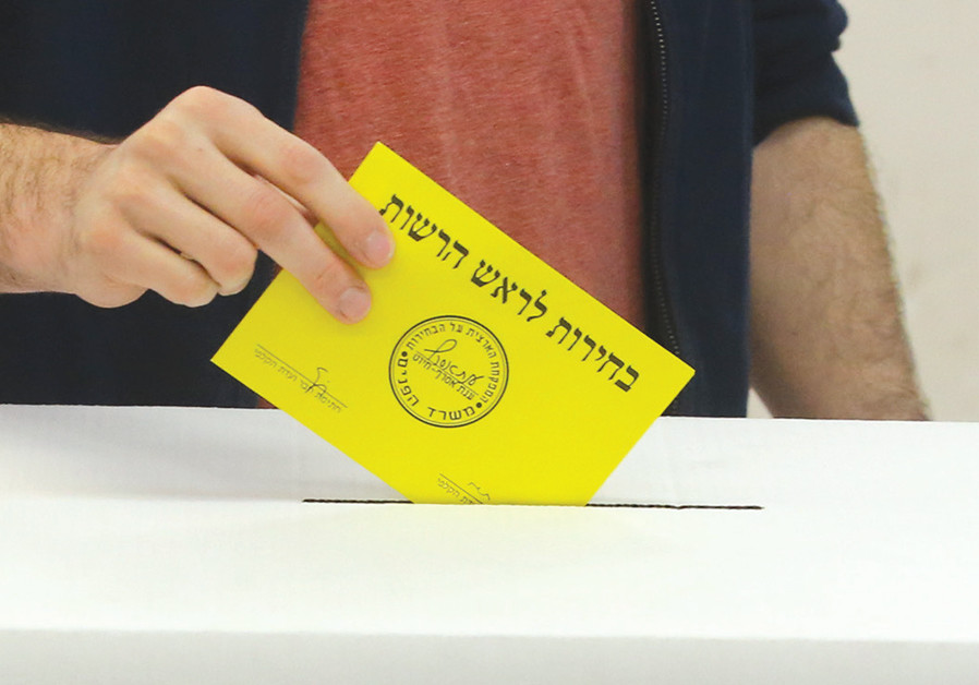 Halachic considerations around giving women the vote