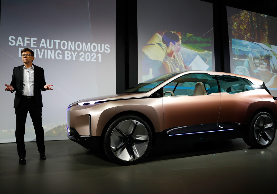Bmw To Open Technology Scouting Office In Tel Aviv Israel News