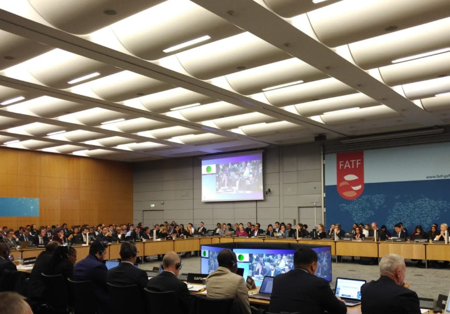FATF gives Iran until June to comply with anti-terror financial oversight