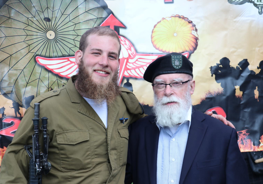 New class of Haredi paratroopers honored on Jerusalem's Ammunition Hill