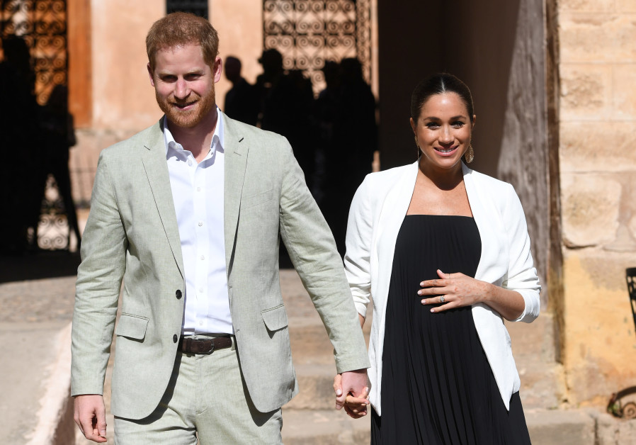 Britain's Prince Harry and Meghan Markle wrap up Morocco visit
