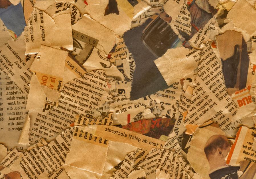 Newspaper clippings (descriptive)