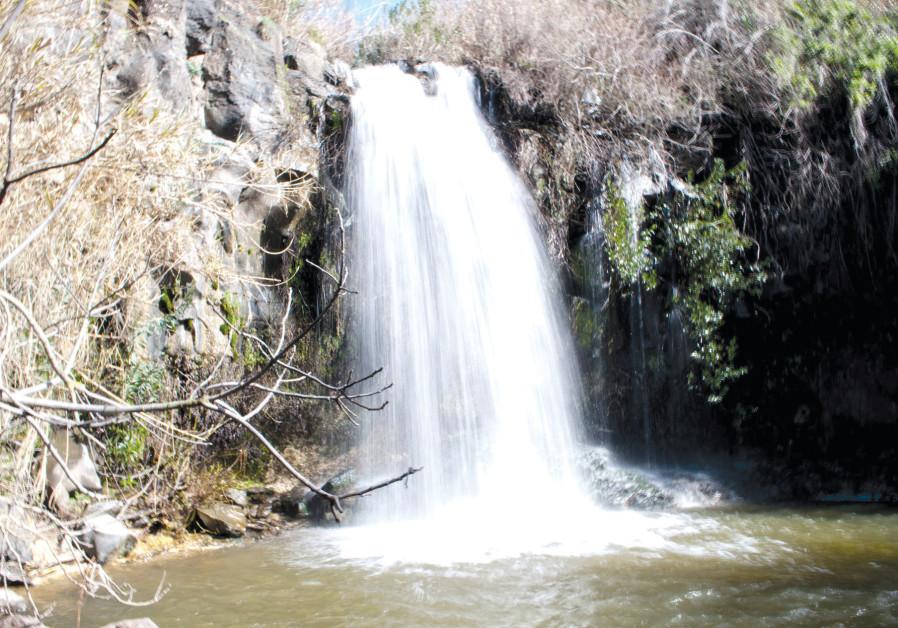 WATERFALL (Credit: HADAR YAHAV)