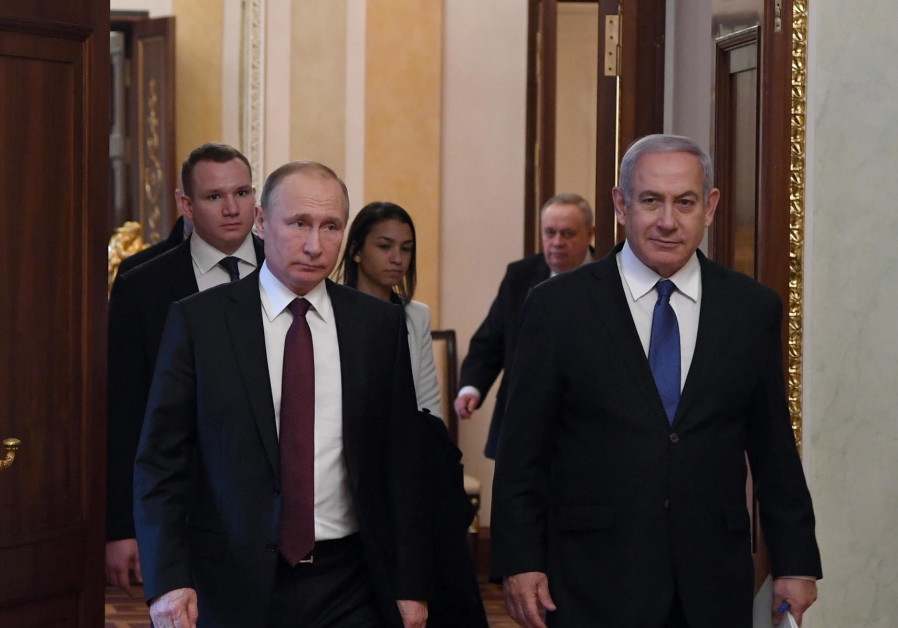Russia prevents Israeli airstrikes in Syria