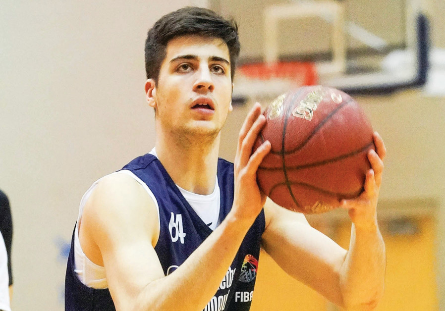 Deni Avdija, 18, has all the tools to become the next Israeli basketball player to play in the NBA