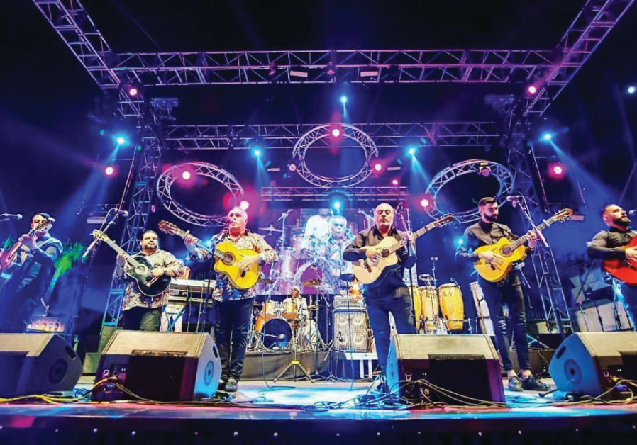 THE IRREPRESSIBLE Gipsy Kings are playing in Haifa, Tel Aviv and Beersheba this month