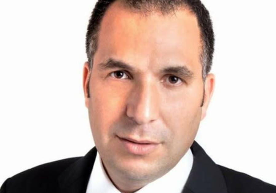 Tiberias Mayor Ron Cobi
