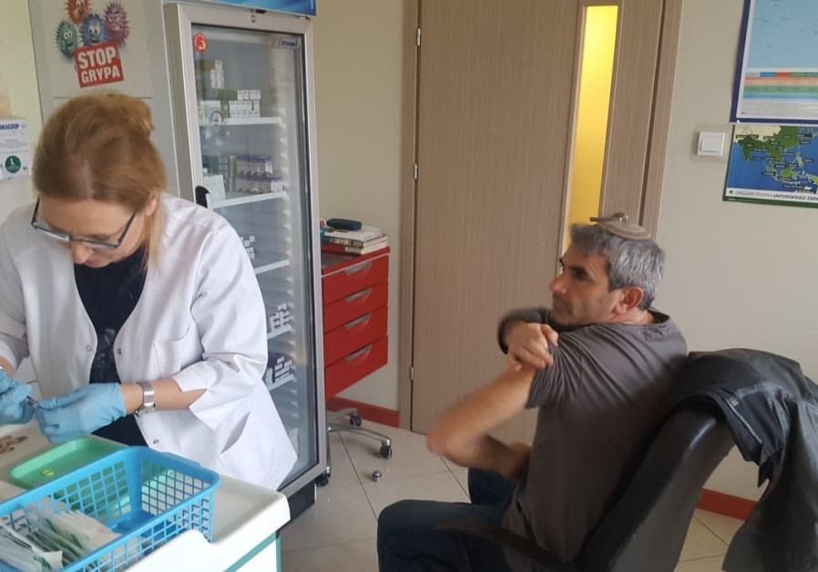 Israeli student causes measles scare in Poland