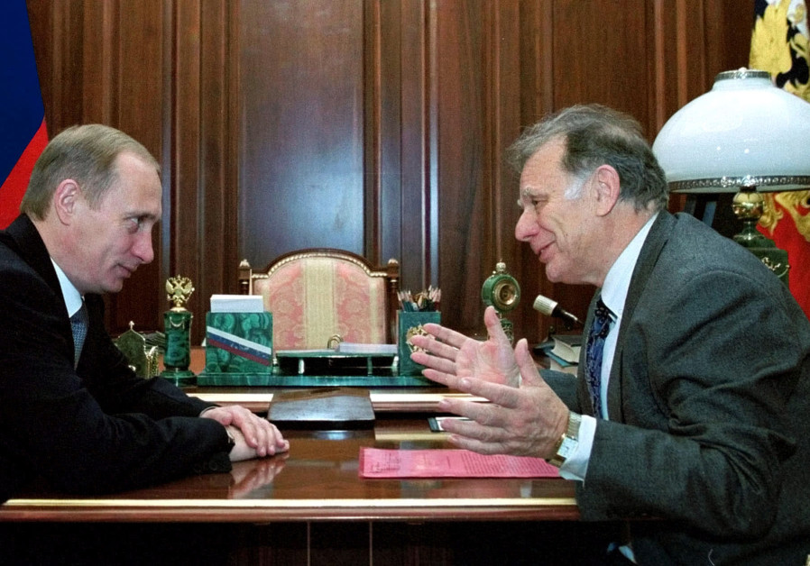 Russian physics Nobel Prize winner Zhores Alferov dies at 88