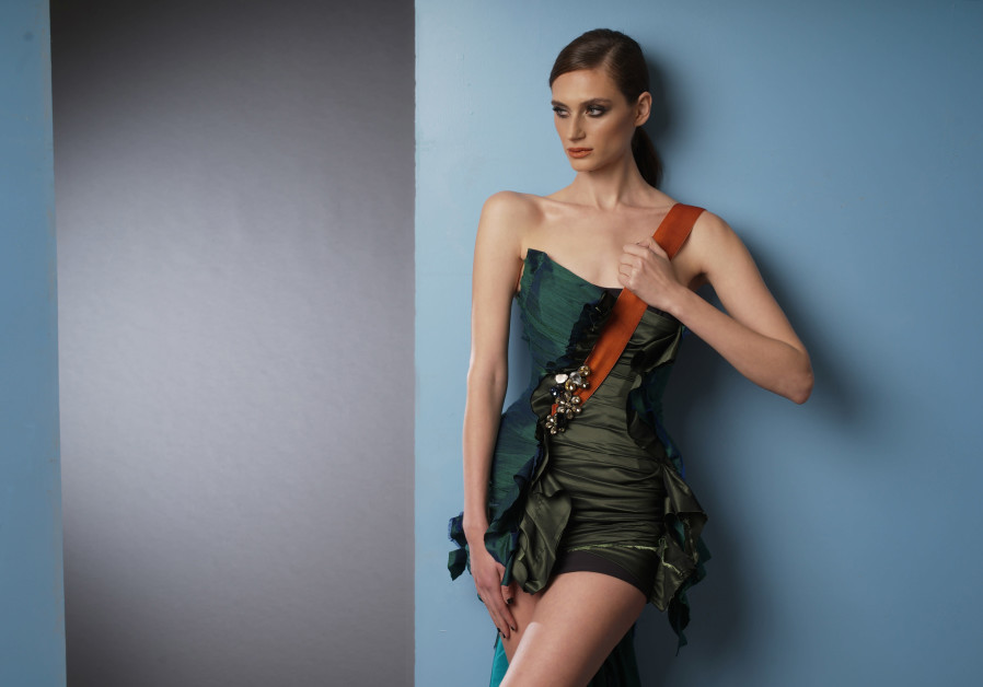 Israeli designer creates fashion line inspired by Hezbollah tunnels
