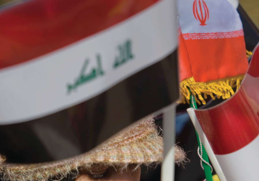 Israel's divide and rule: Iran and Iraq