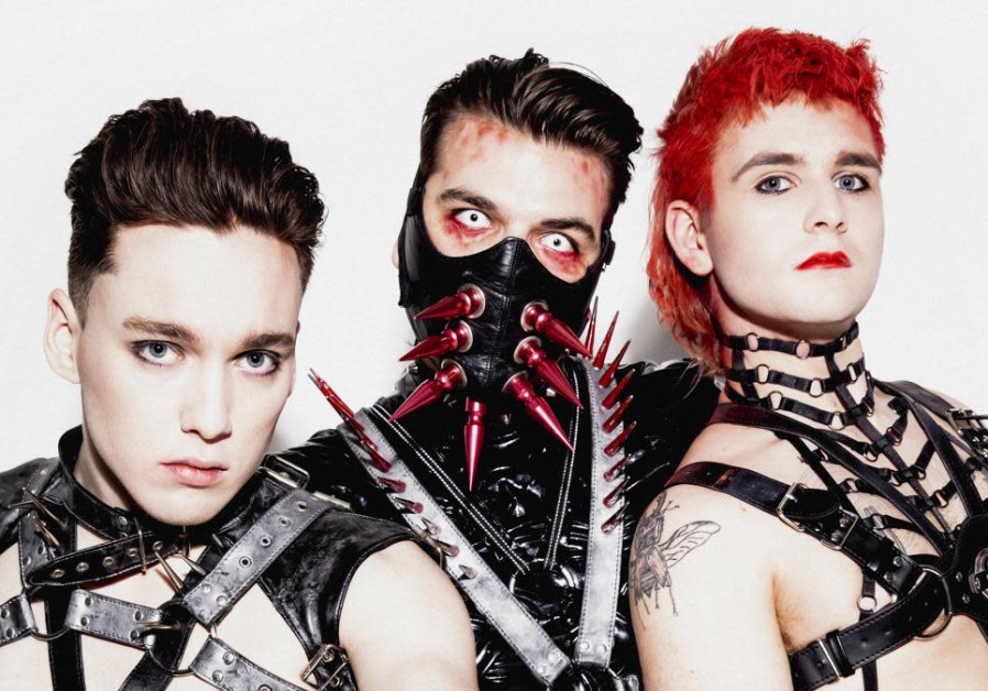 Hatari, Iceland's Eurovision contestant this year.