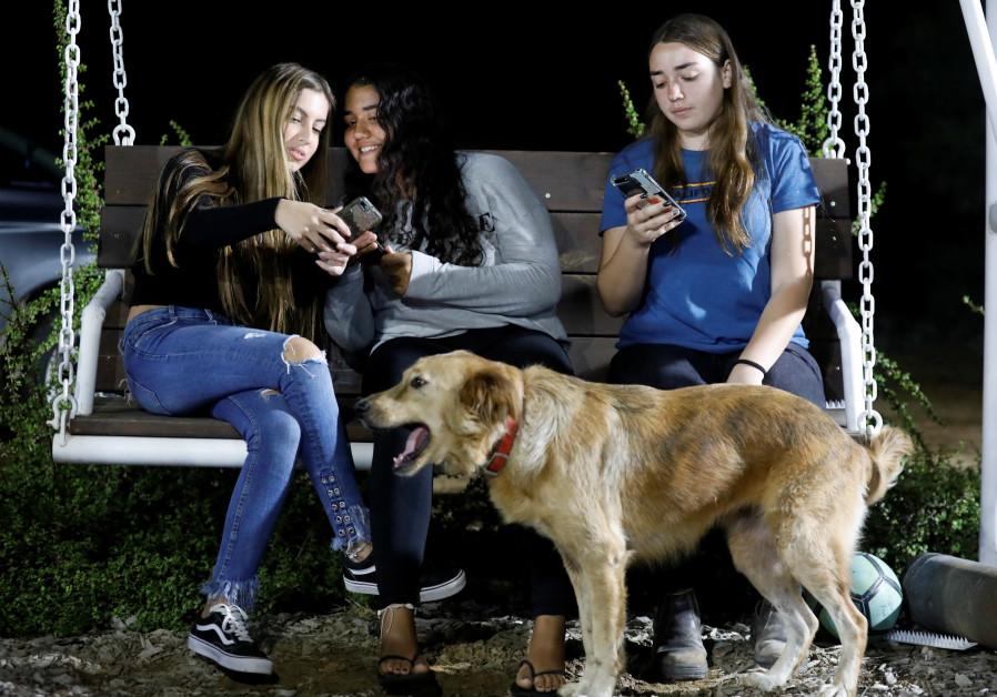 Israeli Gaza teens