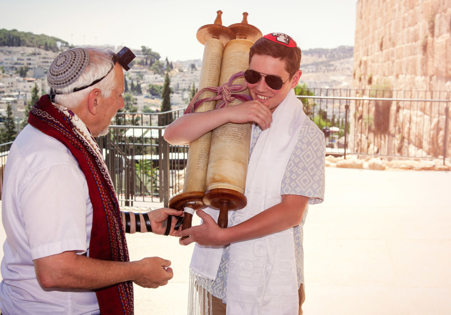Bar Mitzvah with Shin Tours