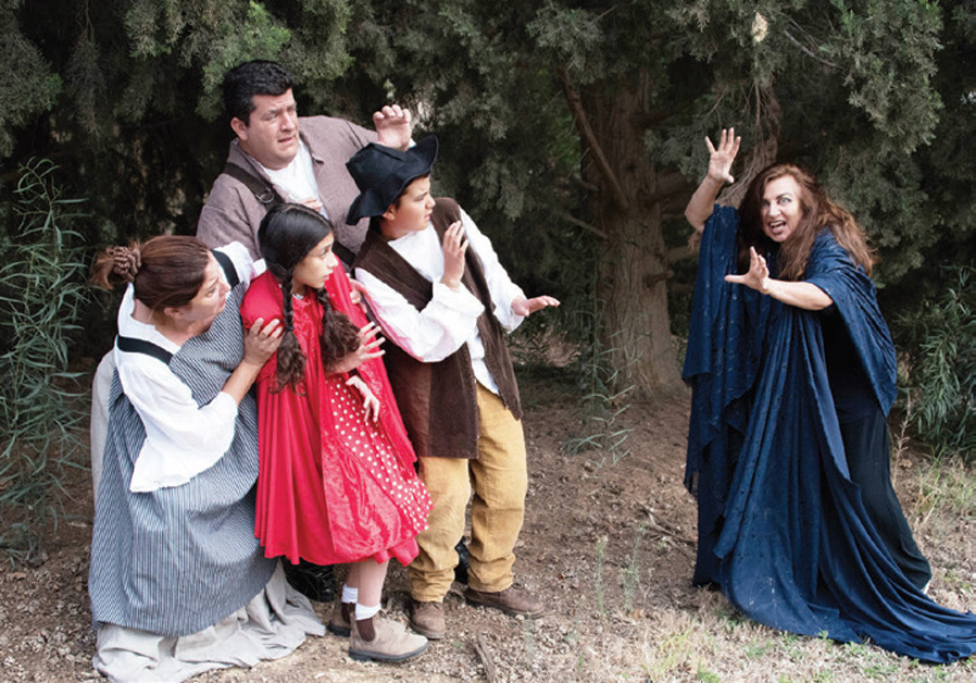 Light Opera of the Negev – goes 'Into the Woods' this season