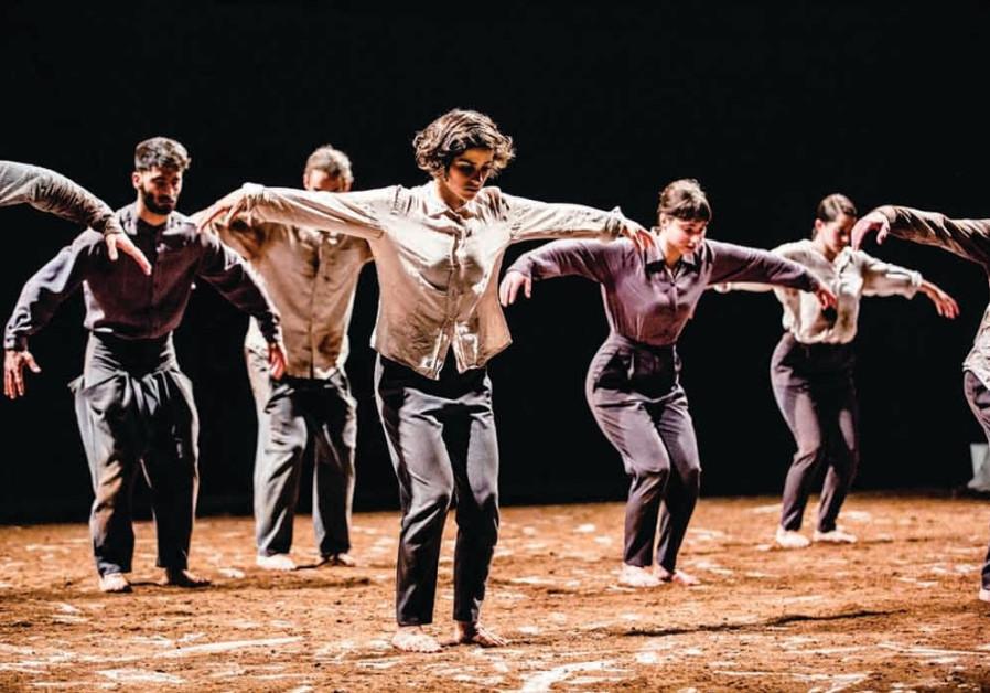 THE VERTIGO dance troupe in action