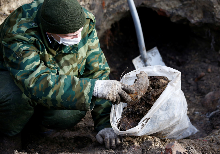 Wiesenthal Center calls to preserve Holocaust mass grave in Belarus