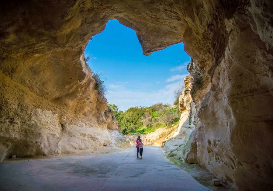 Beit Guvrin (Israel Nature and Parks Authority)
