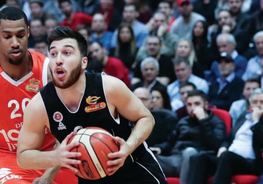 Hapoel Jerusalem closes in on Champions League quarterfinals
