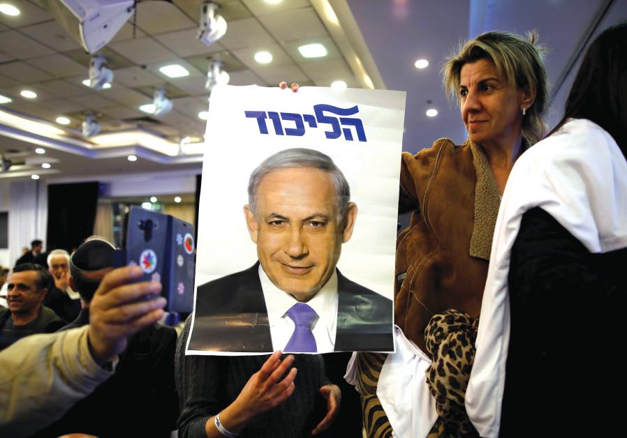 Likud Netanyahu