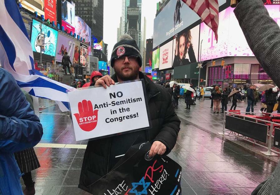 NYC Rally (Credit: David Abadie)