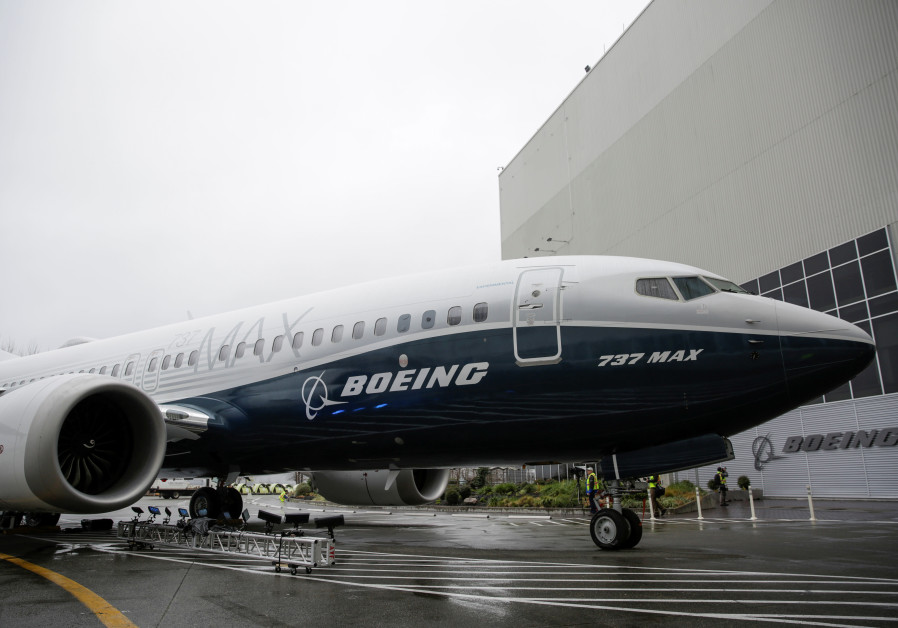 Boeing 737 MAX unveiled (REUTERS/JASON REDMOND)