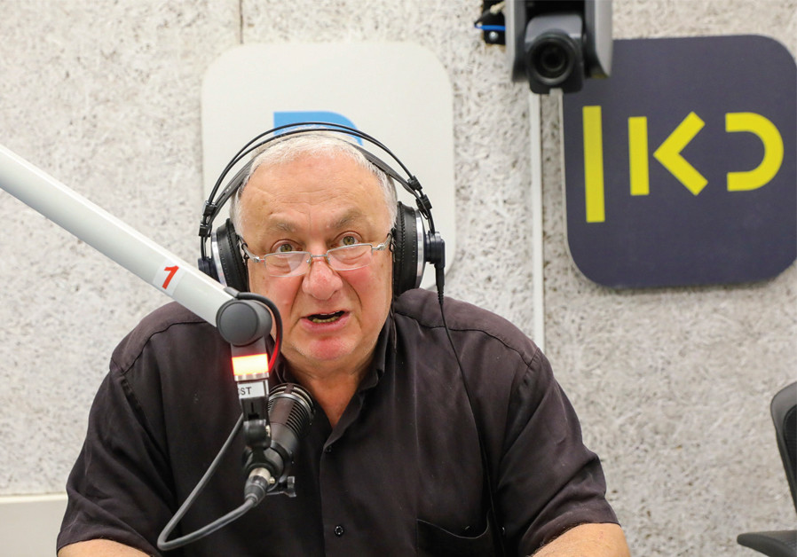 Aryeh Golan: Never rattled on the air