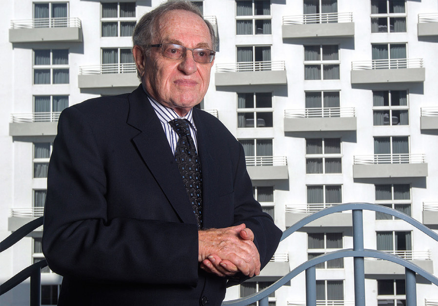Dershowitz defends 1997 'statutory rape is an outdated concept' column