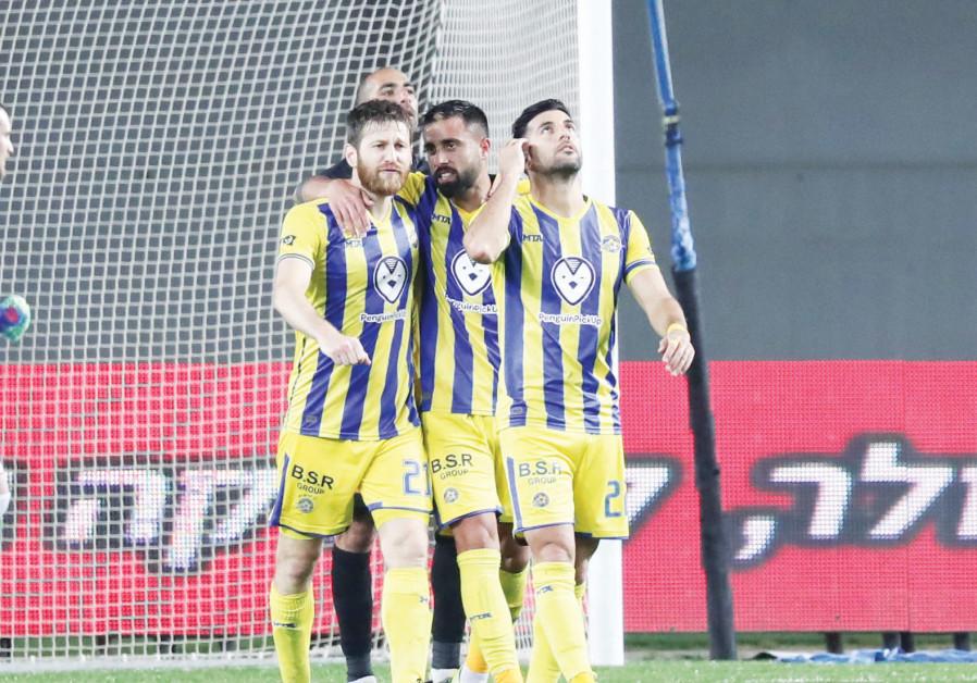 Maccabi Tel Aviv completes unbeaten regular season