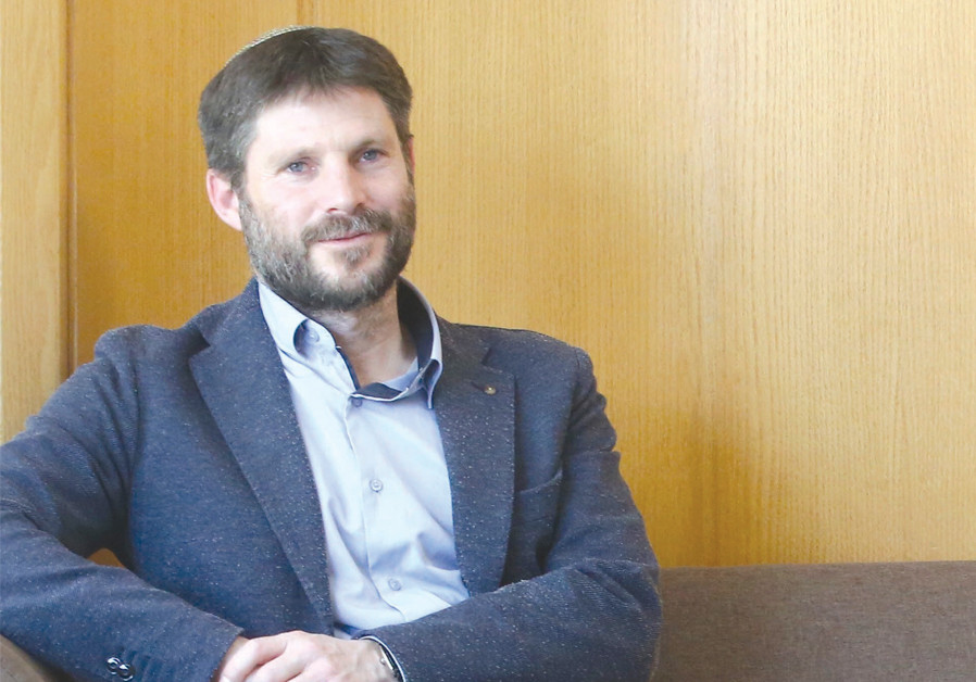 Smotrich sees himself on the frontlines of a battle for Israel's future